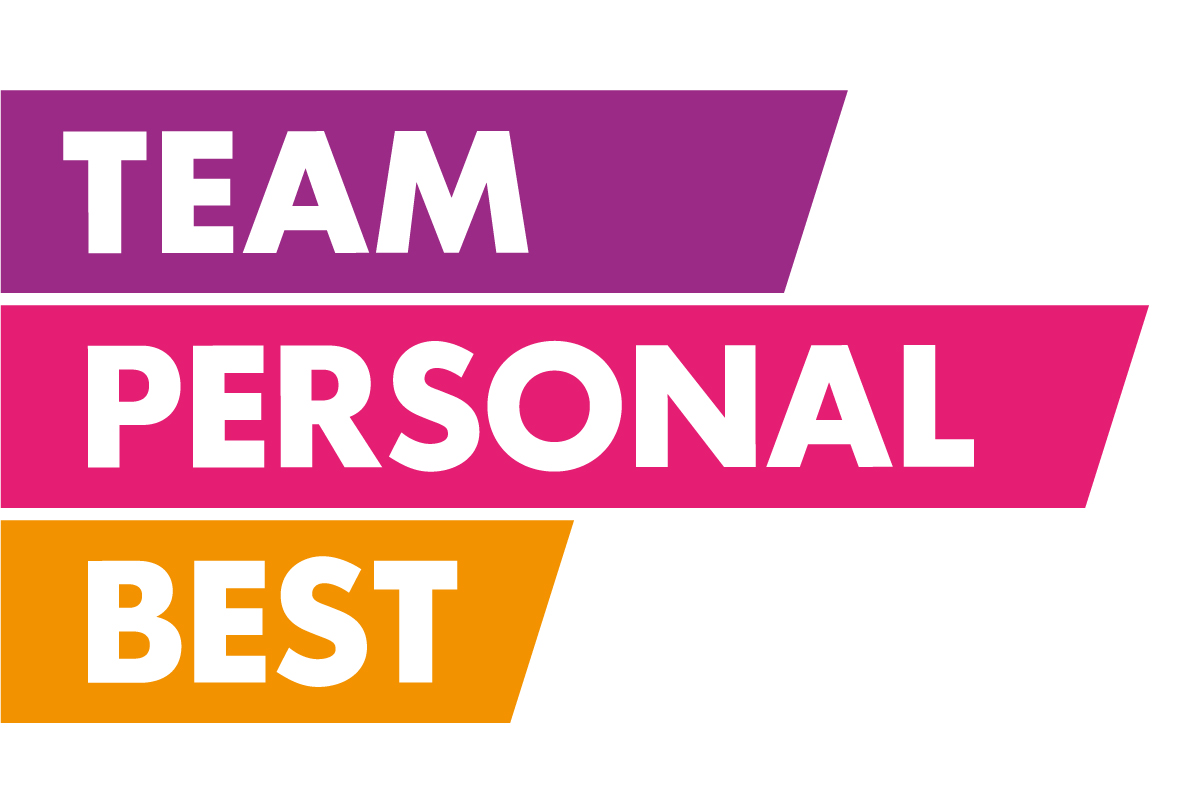 Image result for team personal best logo